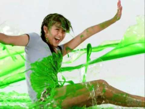 how to make nickelodeon slime commercial