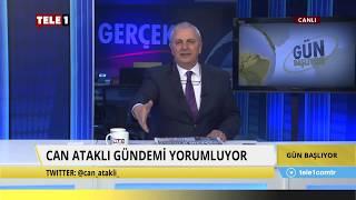 Gün Başlıyor - (17 Ekim 2018) Can Ataklı   Tele1 TV