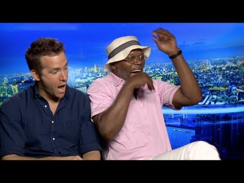 TURBO Interviews: Ryan Reynolds, Samuel L. Jackson, Snoop Dogg and Michael Pena