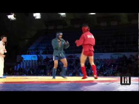 Championship of Russia on COMBAT SAMBO 2012 HIGHLIGHTS Image 1