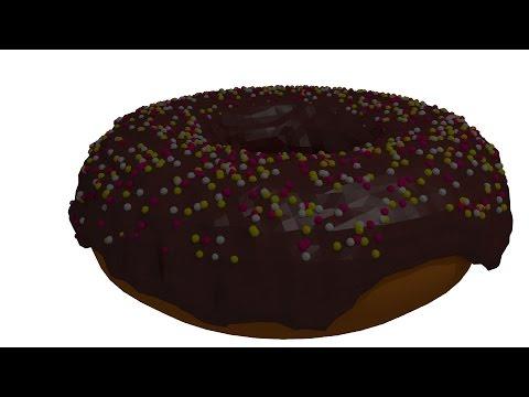 Blender donut tutorial