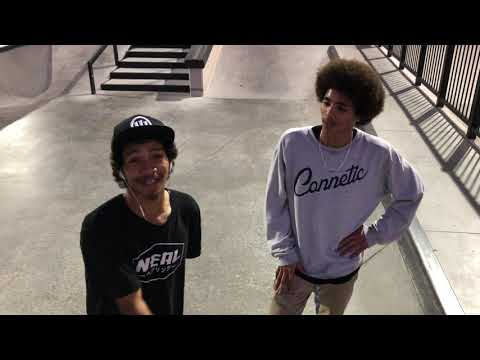 VINNIE BANH FUN DAY SKATING WITH DARRIUS !!! - NKA VIDS -