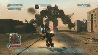 Transformers 2 Video Game BI vs Devastators