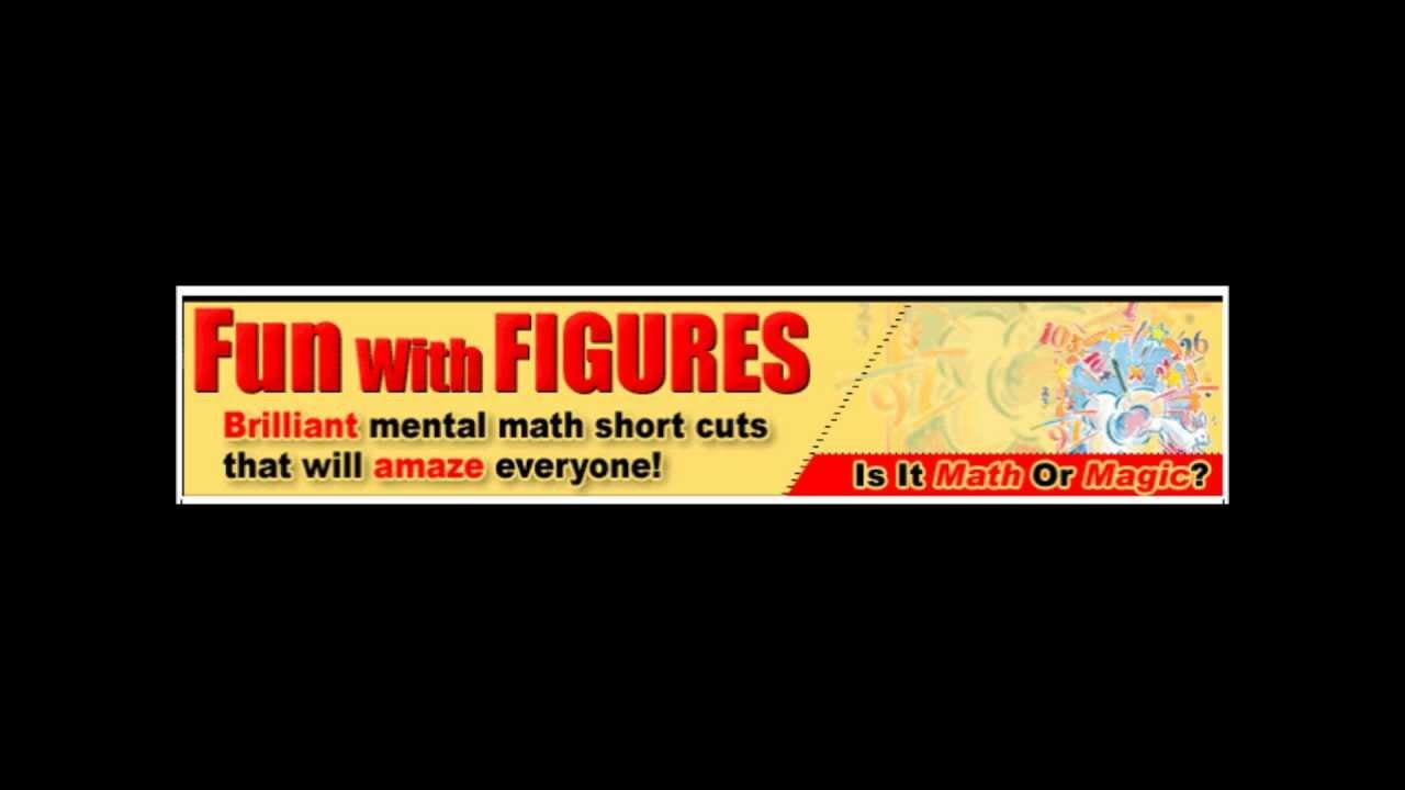 Fun With Figures Review Fun With Figures Review