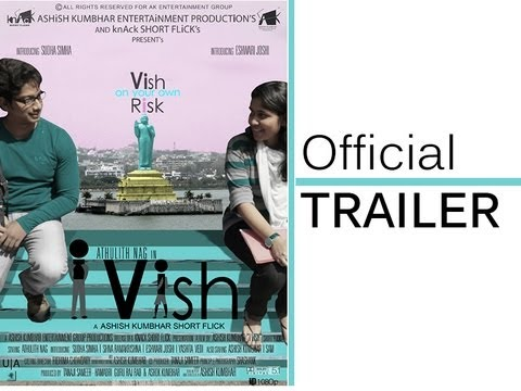 I Vish | Short Film by Ashish Kumbhar Official Trailerᴴᴰ