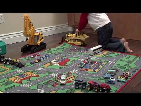 Toy Trucks and Cars - Imagination