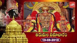 తిరుమల సమాచారం | Tirumala Tirupati Samacharam Today | #Tirumala Samacharam | #TTD News
