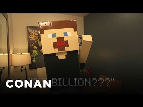 Minecraft Celebrates The Microsoft Acquisition