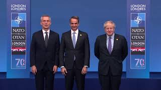 Live Now | NATO Heads of State and Government meet in London | #NATOSummitLondon