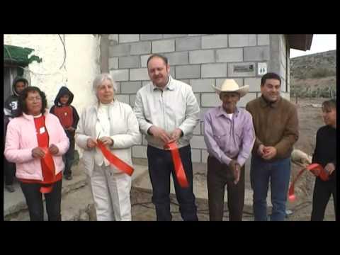 CAPSULA INAUGURAN RED DE DRENAJE EN CALLE MATAMOROS Y GALERAS DE PATRIA