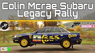 Colin Mcrae's Subaru Legacy RS - Custom Rally Circuit - Forza Horizon 4
