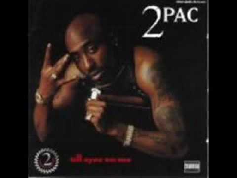 2 Pac - Ratha Be Ya Nigga (LYRICS + FULL SONG)
