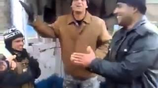 تحشيش الجيش العراقي في الانبار...