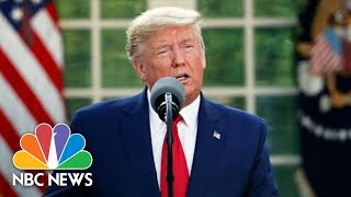 Trump And Coronavirus Task Force Hold Briefing At White House (Live Stream) | NBC News