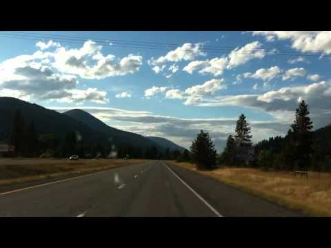 Three Forks, MT to Missoula, MT part 3 of 3