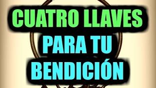 CUATRO LLAVES De Tu Vida Espiritual Para La Bendición   REFLEXIONES CRISTIANAS   PA22