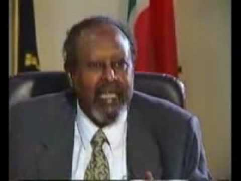 Last interview of Mohammed H.I. Egal, The late Somaliland President  Part t1