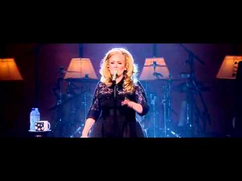 Adele - Someone Like You (Live at Royal Albert Hall)