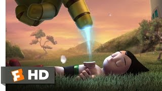 Astro Boy (10/10) Movie CLIP - Heart of a Lion (2009) HD