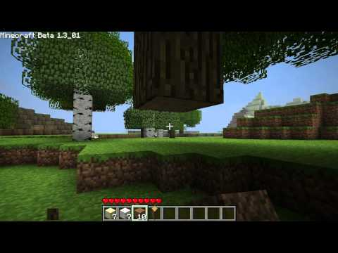 Minecraft Episode 9: A Whole Newww World! (1 of 6)