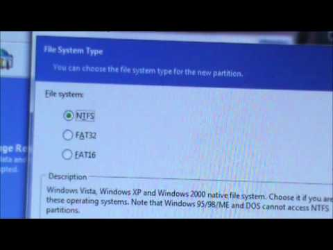 Reformat External Hardrive to FAT32, NTFS (PS3)
