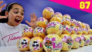 87 LOL Surprise Dolls Confetti Pop & LOL Pets   Toys AndMe