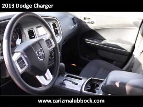 2013 Dodge Charger Used Cars Lubbock Tx Youtube