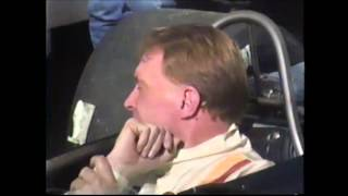 Dan Gurney Warms-Up the Formula One Eagle