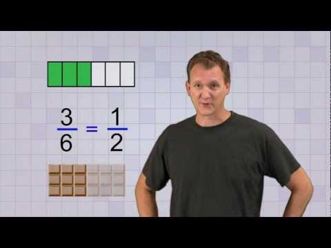 Math Antics - Simplifying Fractions video