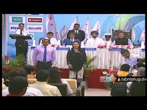 Governor Narasimhan Address Senior Multi Class Sailing Championship Closing Ceremony | ABN Telugu