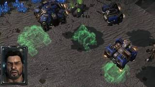 Starcraft II: Wings of Liberty - Campaign - Engine of Destruction (Brutal Difficulty) HD