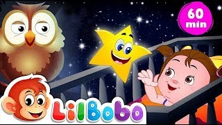 Twinkle Twinkle Little Star - Little BoBo Nursery Rhymes | Flickbox Kids Songs | Popular Collections