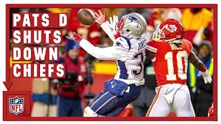 How Brady & the Pats Took Down the Chiefs in AFC Championship