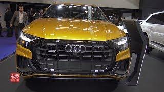 2019 Audi Q8 55 TFSI Quattro - Exterior And Interior Walkaround - 2019 Montreal Auto Show