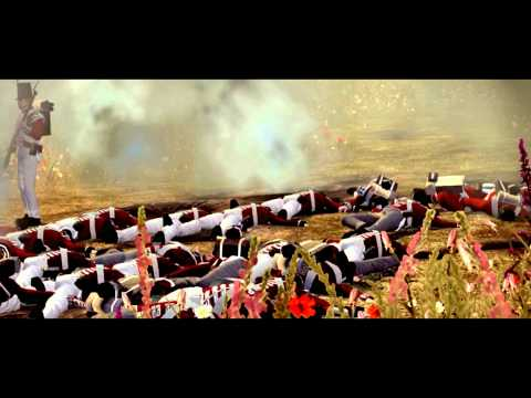 Battle of Waterloo part 2 of 3 (Napoleon total war)