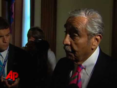 House Panel Charges Rangel With Ethics Misdeeds