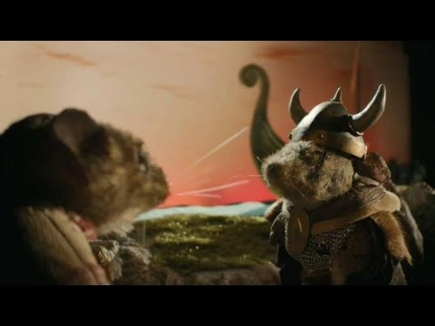 TV Commercial Spot - Tomcat Mouse Bait - Viking Mice - Childhood Friends - Engineered to Kill