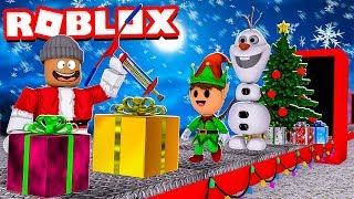 Building My Own $1,000,000 CHRISTMAS TYCOON in Roblox!