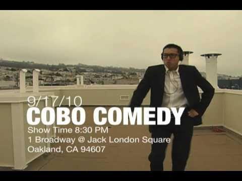 Edwin Li Comedy Tour Dates September - October 2010