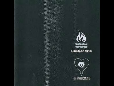 Hot Water Music - Alkaline Trio - Queen Of Pain