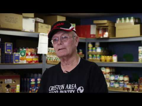 Creston Area Food Pantry: doing more through partnership