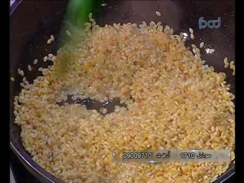 طريقة عمل طاجن لسان عصفور بالبيض على طريقة الشيف #ساره عبدالسلام من برنامج #سنه اولى طبخ #فوود
