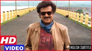 Lingaa Tamil Movie Scenes HD   Rajinikanth Reveal Jagapati Babu's evil plans   Anushka