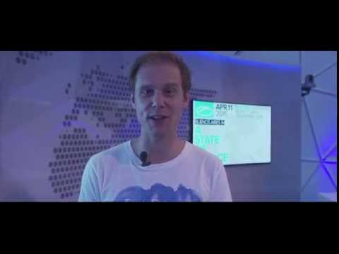Armin van Buuren at 'A State of Trance - Asia Festival'