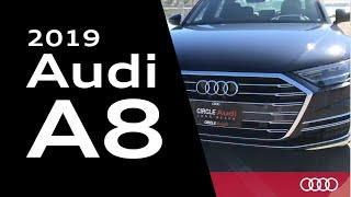 2019 Audi A8 L Sedan at Circle Audi