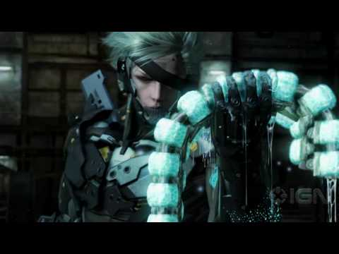 Metal Gear Solid: Rising Trailer - E3 2010 Video