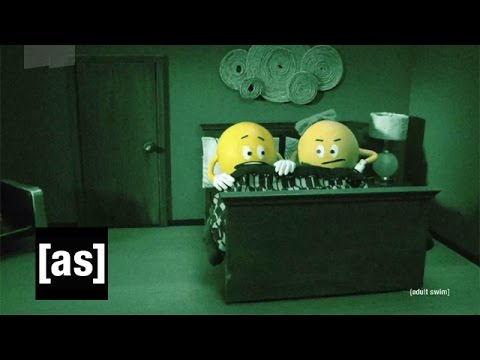 Paranormal Pactivity | Robot Chicken | Adult Swim