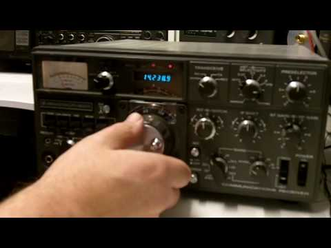 Kenwood R-820 receiver