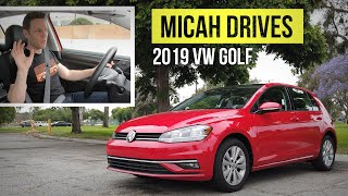2019 VW Golf | The Forgotten Hatchback