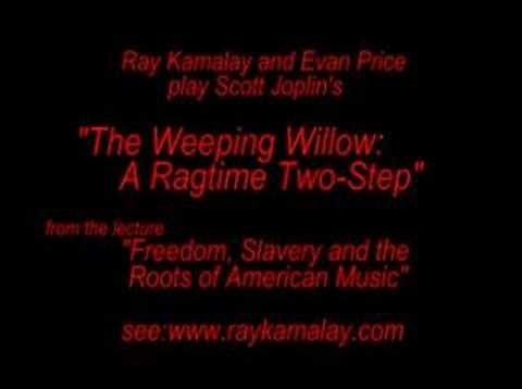 The Weeping Willow: A Ragtime Two-step